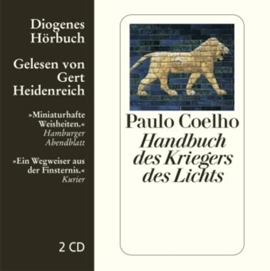 Handbuch des Kriegers des Lichts, 2 Audio-CDs