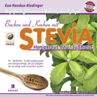 Backen und Kochen mit Stevia