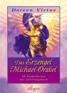 Das Erzengel-Michael Orakel, Engelkarten u. Buch