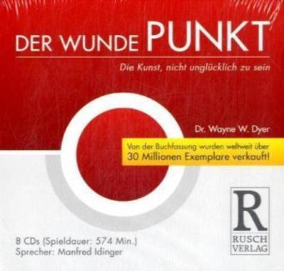 Der Wunde Punkt, 8 Audio-CDs