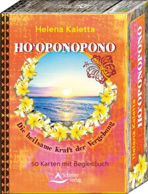 Ho'oponopono - Die heilsame Kraft der Vergebung, 50 Karten + Begleitbuch