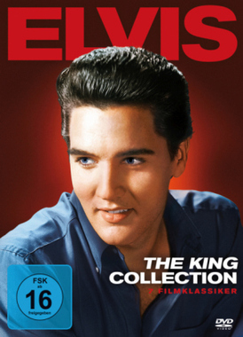 Elvis Presley - The King Collection, 7 DVDs