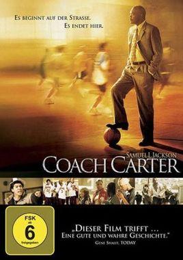 Coach Carter, 1 DVD, deutsche, englische u. türkische Version