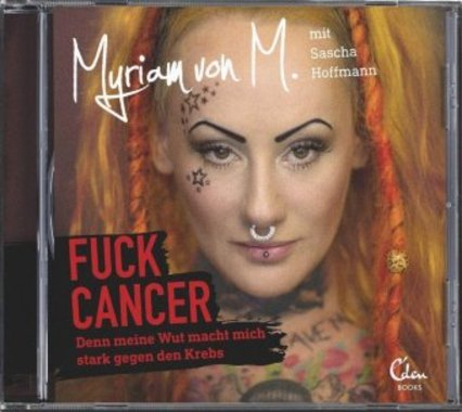 Fuck Cancer, 4 Audio-CDs