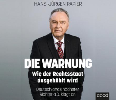 Die Warnung, Audio-CD