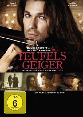 Der Teufelsgeiger, 1 DVD