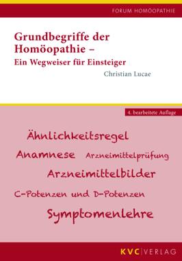 Grundbegriffe der Homöopathie