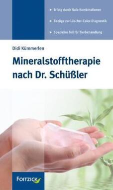 Mineralstofftherapie nach Dr. Schüßler