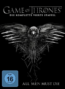 Game of Thrones. Staffel.4, 5 DVDs (Repack)