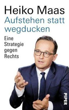Maas hetzt auf 256 Buchseiten gegen politisch Andersdenkende - und die Leser lachen ihn aus 1