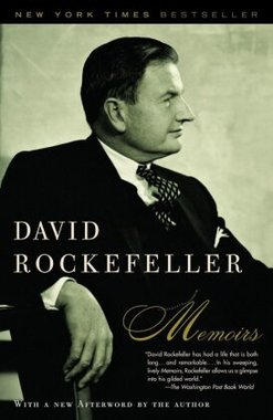 David Rockefeller: Memoirs by David Rockefeller