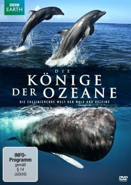 Die Könige der Ozeane, 1 DVD