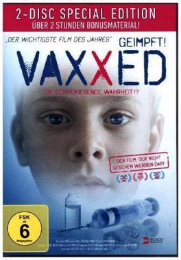 VAXXED - Die schockierende Wahrheit, 2 DVDs (Special Edition)