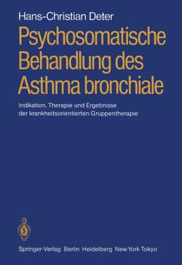 Psychosomatische Behandlung des Asthma bronchiale