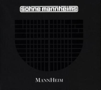 MannHeim, 1 Audio-CD Söhne Mannheims