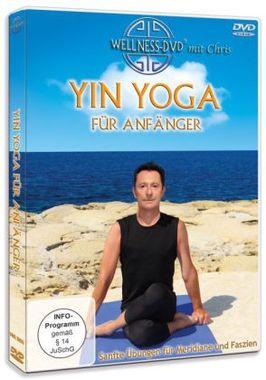 Yin Yoga für Anfänger Sanfte Übungen für Meridiane und Faszien, 1 DVD