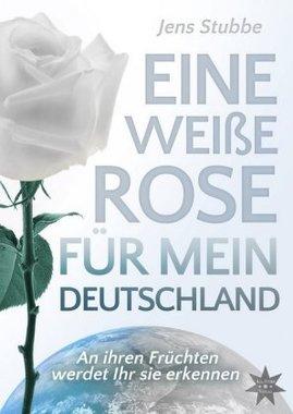 """Buchvorstellung """"Eine weiße Rose für mein Deutschland"""" Jens Stubbe & Verleger Reiner Elmar Feistle"""