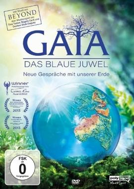 GAIA - Das blaue Juwel, 1 DVD