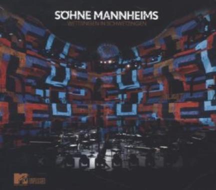 Söhne Mannheims vs. Xavier Naidoo, Wettsingen in Schwetzingen/MTV Unplugged, 2 Audio-CDs