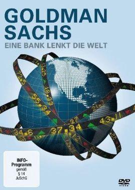 Goldman Sachs - Eine Bank lenkt die Welt, 1 DVD