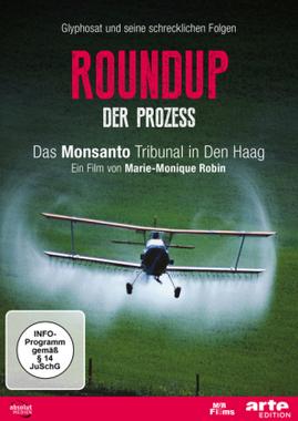 ROUNDUP - Der Prozess, 1 DVD-Video