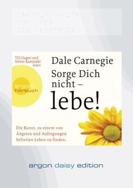 Sorge Dich nicht - lebe!, 1 Audio-CD, MP3