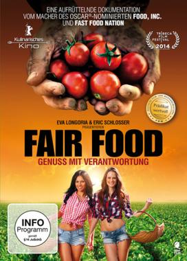 Fair Food - Genuss mit Verantwortung, 1 DVD