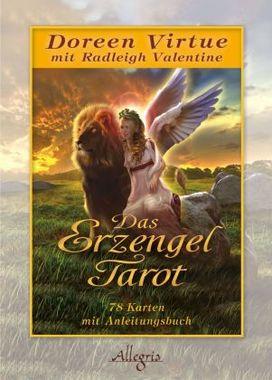Das Erzengel Tarot, Karten mit Anleitungsbuch