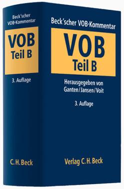 Beckscher Vob Kommentar Vob Teil B Kopp Verlag