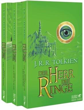 Der Herr der Ringe (Der Herr der Ringe. Ausgabe in neuer ÜberSetzung und Rechtschreibung, Bd. 1-3)
