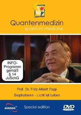 Prof. Dr. Fritz-Albert Popp: Biophotonen - Licht ist Leben_small