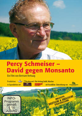 Percy Schmeiser - David gegen Monsanto_small