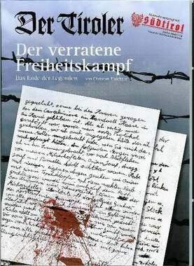 Der Tiroler - Der verratene Freiheitskampf_small