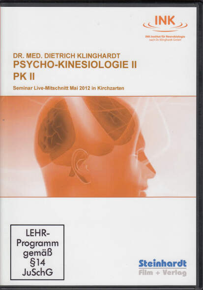 Psycho-Kinesiologie II  (PK II)