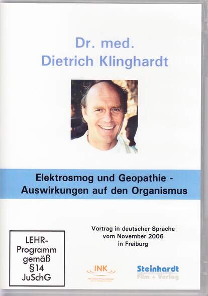 Elektrosmog und Geopathie - Auswirkungen auf den Organismus