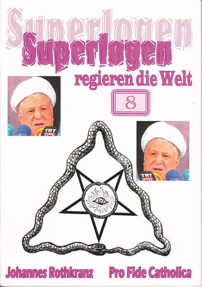 Superlogen regieren die Welt, Teil 8