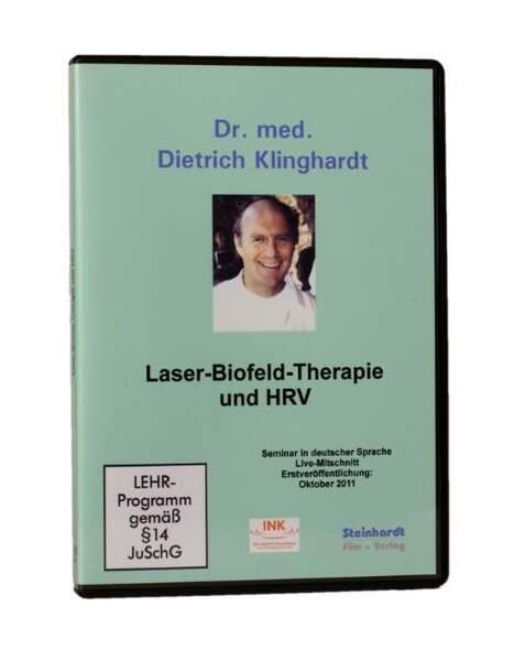 Laser-Biofeld-Therapie und HRV