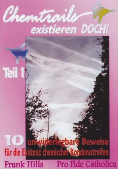 Chemtrails existieren DOCH!