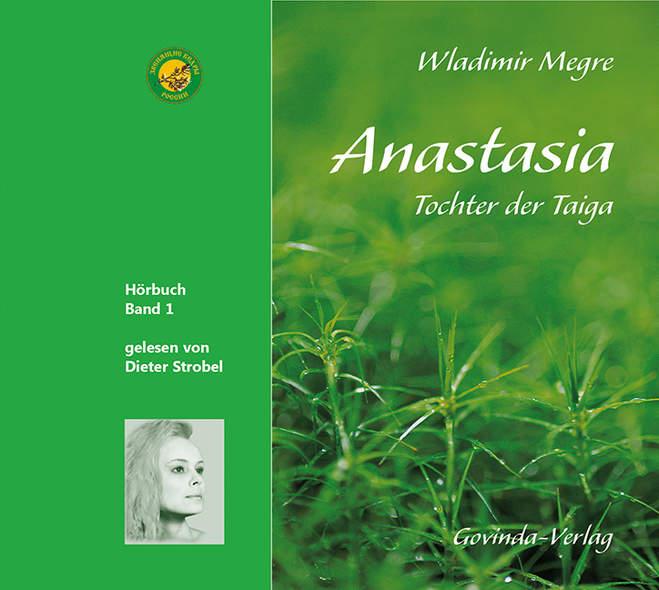 Anastasia, Tochter der Taiga (CD)