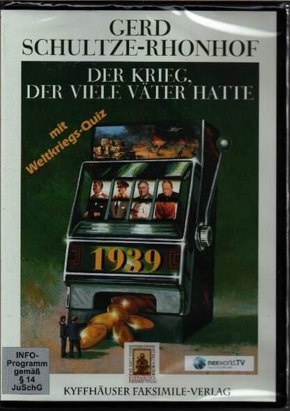Der Krieg, der viele Väter hatte (DVD - 60 Min. + Bonusmaterial)