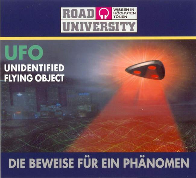 UFO - die Beweise für ein Phänomen