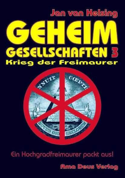 Geheimgesellschaften 3 - Krieg der Freimaurer