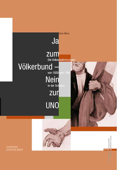 Ja zum Völkerbund - Nein zur UNO