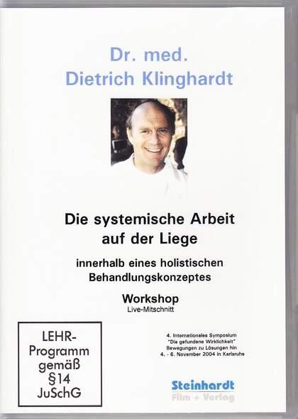 Die systemische Arbeit auf der Liege innerhalb eines holistischen Behandlungskonzeptes