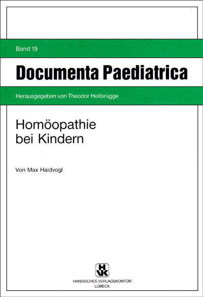 Homöopathie bei Kindern