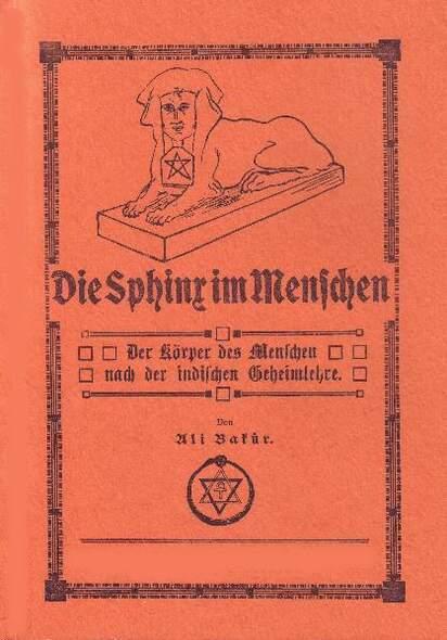 Die Sphinx im Menschen