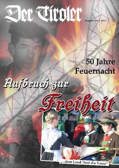 Der Tiroler - Aufbruch zur Freiheit