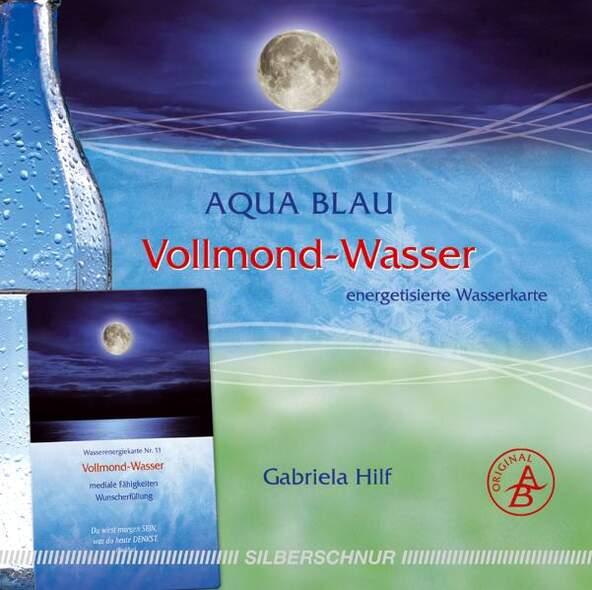 Vollmond-Wasser
