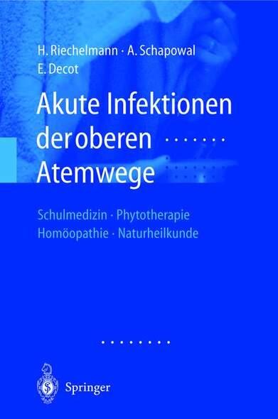 Akute Infektionen der oberen Atemwege