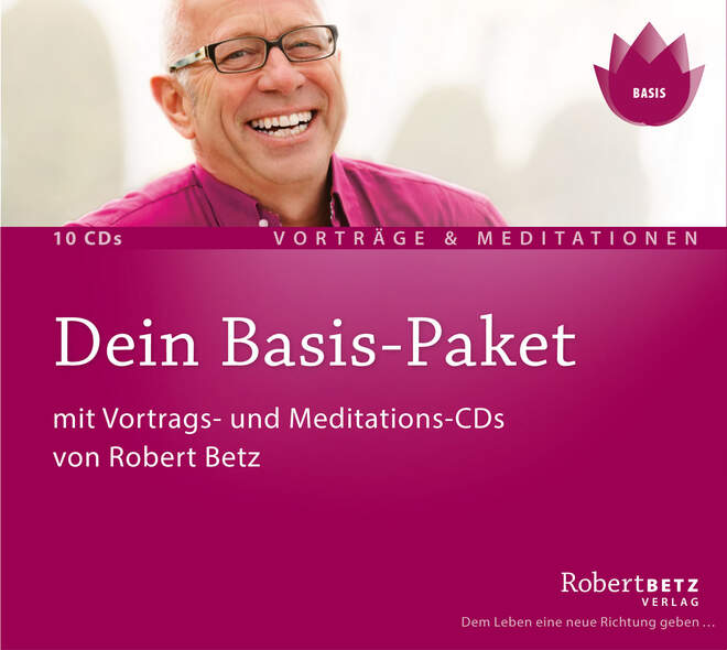 Dein Basis-Paket für ein glückliches Leben - 10 CDs
